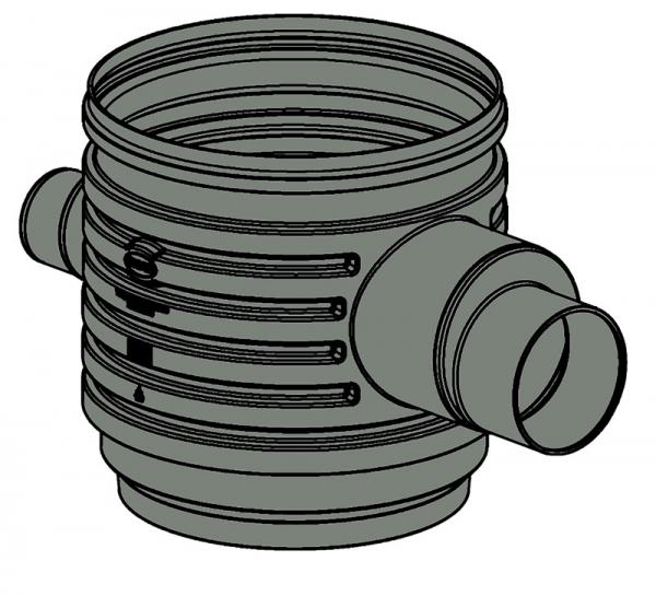 Zwischenstück für Sickersaftbehälter