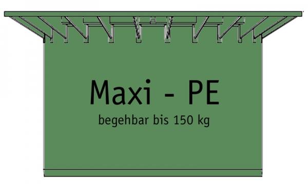 Teleskopschacht Maxi