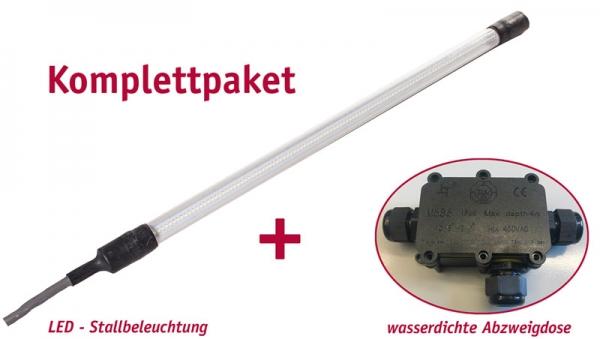 LED Stallbeleuchtung IP 67