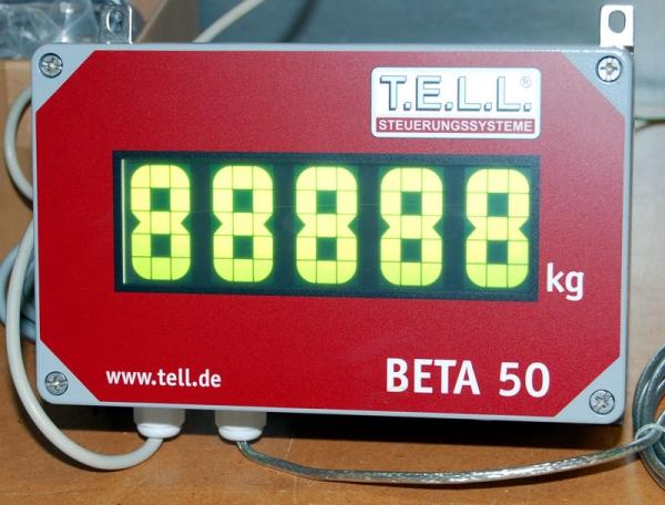 Anzeigegerät Beta 50