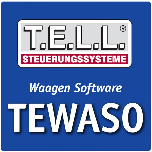 TEWASO - Waagen Software